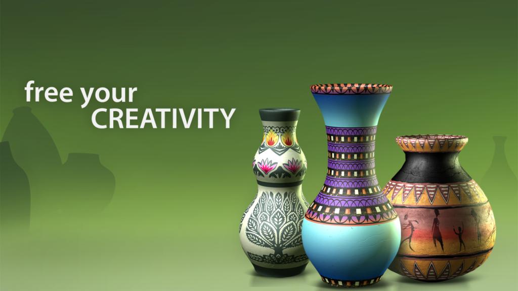 Pottery app para cerámica