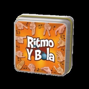 Ritmo y Bola Asmodee juego de música