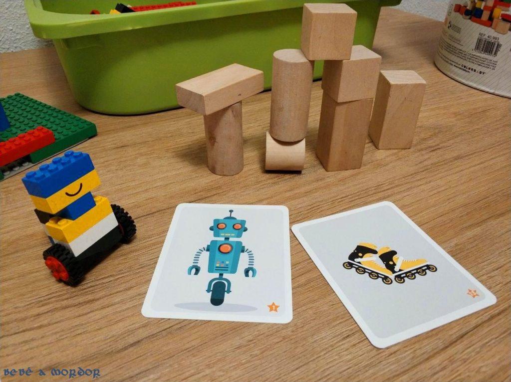 juegos para creatividad niños 6 12 años Inventa Kit