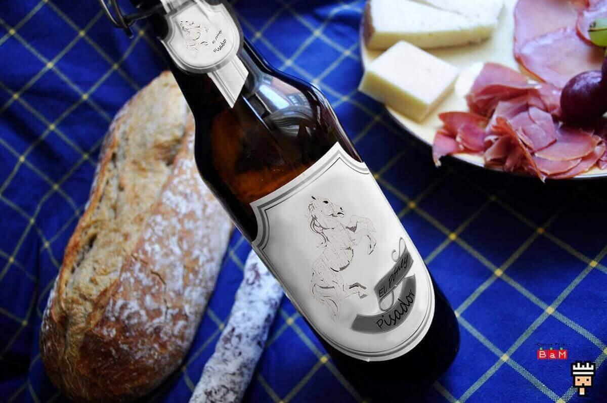 cerveza de El Señor de los Anillos