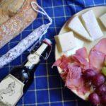 señor de los anillos fruta, queso