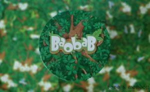 juego de cartas redondas animales Baobab