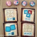 Magic race FOTO 7. Efectos de las fichas de iniciativa y cartas de hechizo