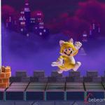 Super Mario Maker 2 – traje gato mario