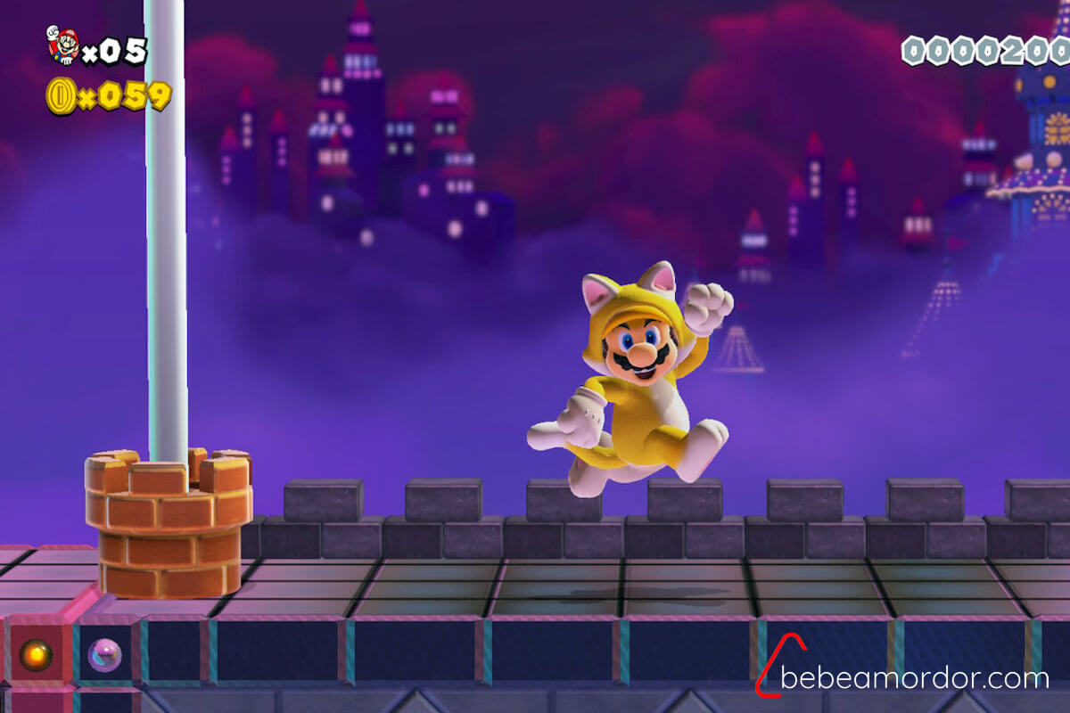 Super Mario Maker 2 - Título