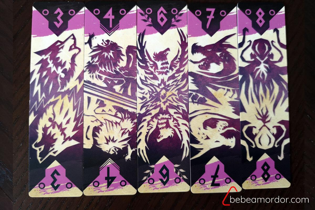 juego de mesa Ton Ton de Tronos