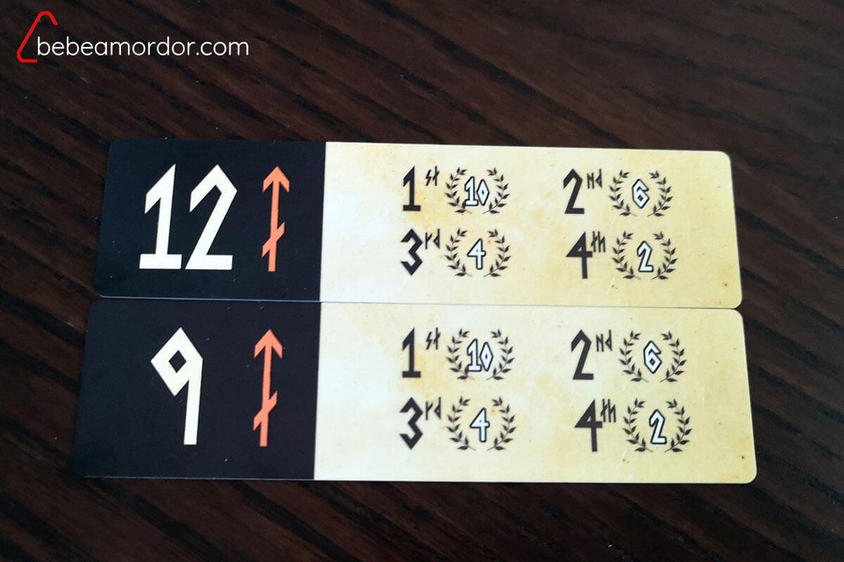 Ton Ton 8 misión no llegar ni pasarse de 9 y 12