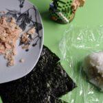bolas de arroz Zelda marisco 2
