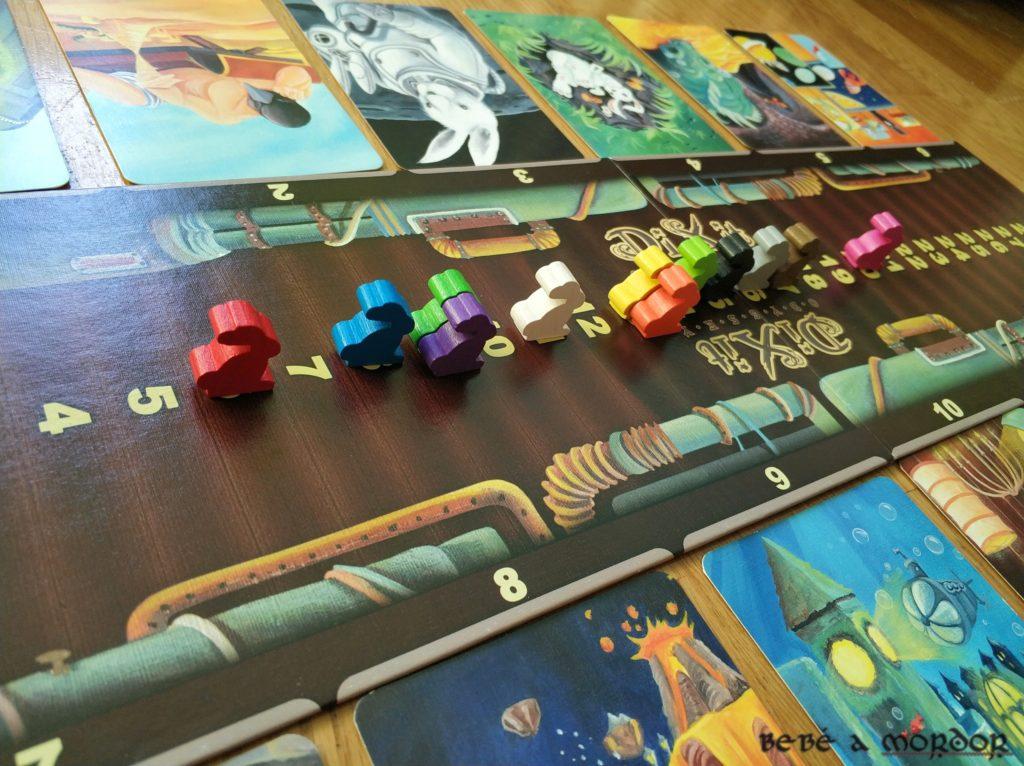 cómo se juega a Dixit Odyssey tablero