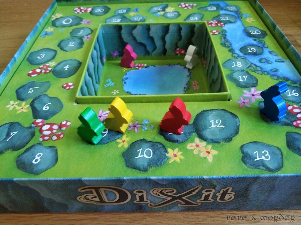 caja juego de mesa Dixit