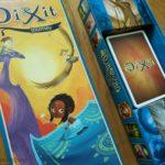 caja expansión de Dixit 3 Journey