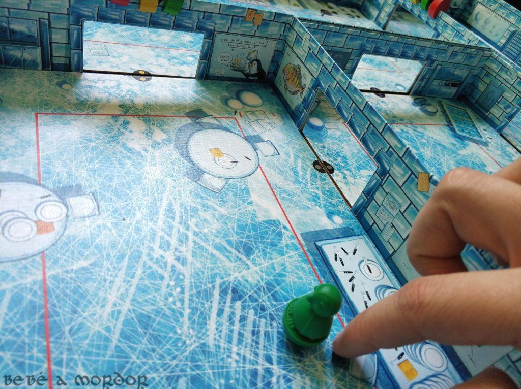 destreza juego de mesa Ice Cool