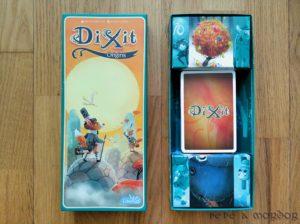 expansión de Dixit 4 Origins