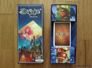 expansión de Dixit 6 Memories