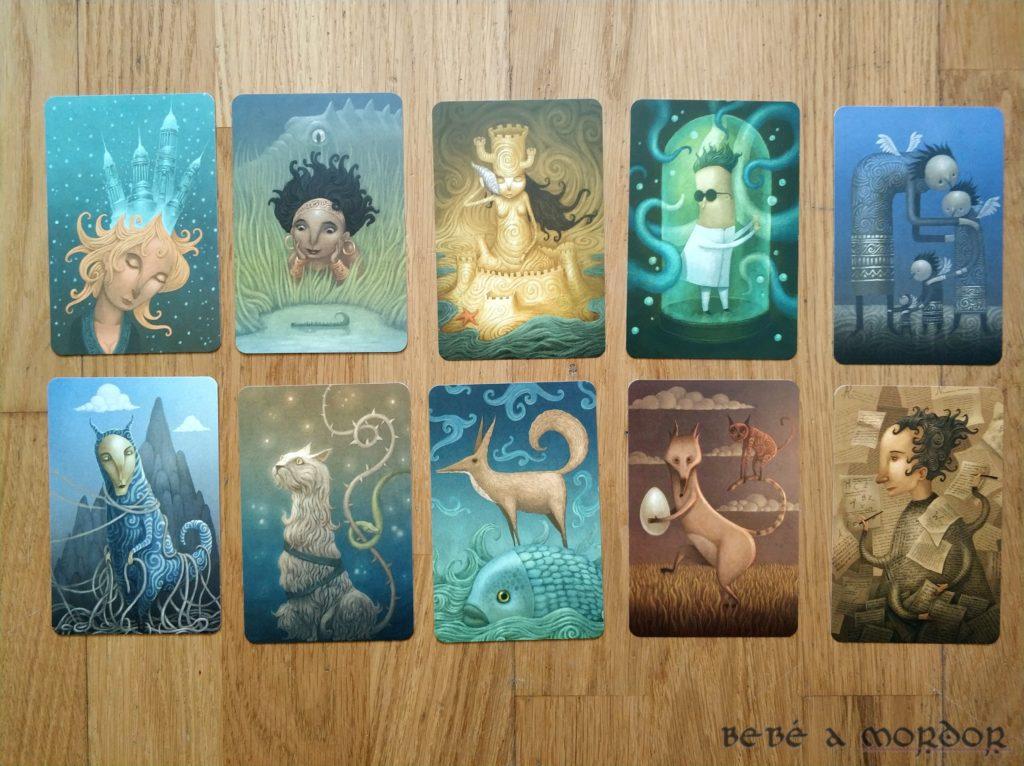 ilustraciones expansión Dixit 5 Daydreams