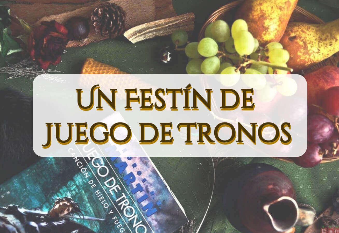 portada recetas de juego de tronos cocina friki