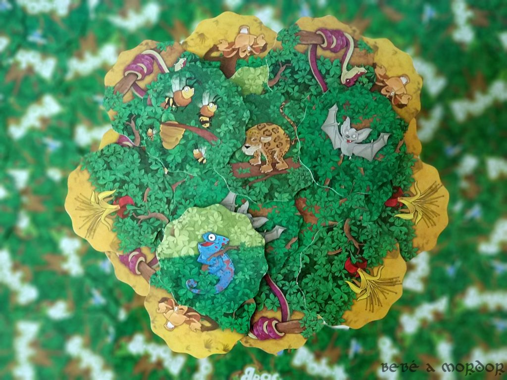 tipos de cartas juego de mesa Baobab