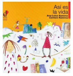 Libro para trabajar tolerancia a la frustración en niños Así es la vida