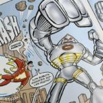 Billy Batson y la magia de shazam – robot