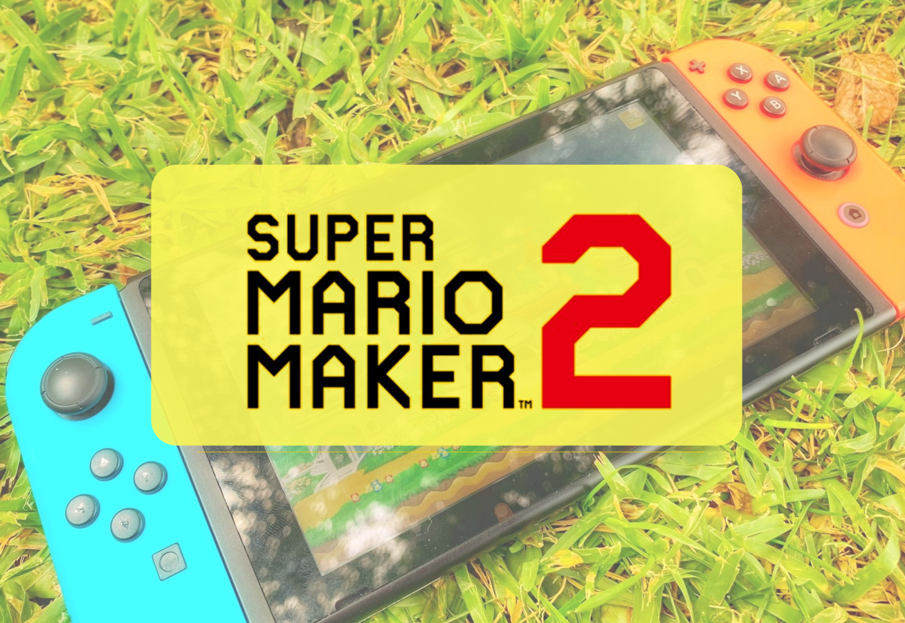 reseña videojuego super mario maker 2