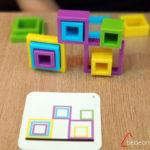 FOTO 5 Composición del juego de mesa Encuadra