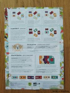 instrucciones juego de mesa Nimble SD Games