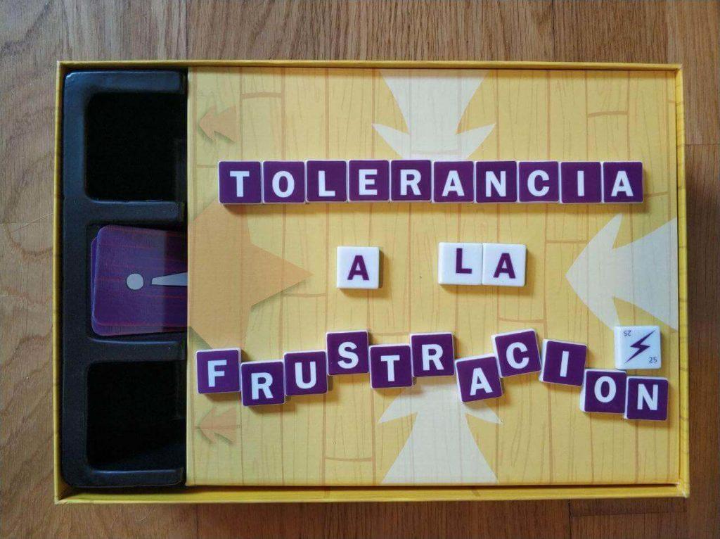 Cómo trabajar la tolerancia a la frustración en niños con juegos de mesa
