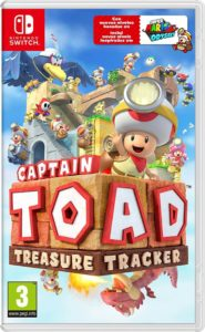 videojuego Captain Toad Treasure Tracker para Nintendo Switch