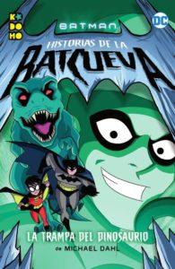 Historias de la Batcueva cómic para niños 9 10 11 años