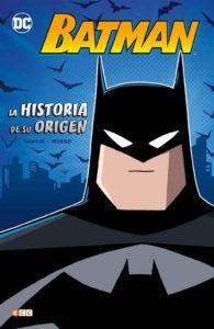 Batman_La_historia_de_su_origen cuento para niños