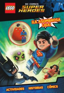 Lego DC super heroes Batman La ASombrosa Liga comic