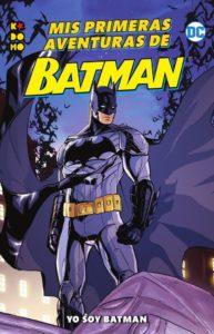 Mis primeras aventuras de Batman: Yo soy Batman para niños y Joker Ice Scream