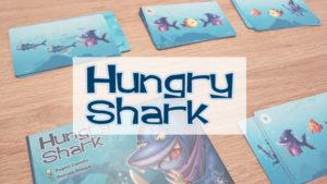 PORTADA juego de mesa HUNGRY SHARK