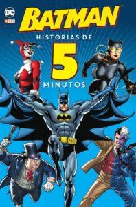 Historias de 5 minutos de Batman para niños DC