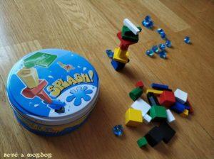 componentes juego de mesa Splash! de Mercurio