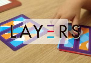 portada reseña cómo se juega juego de mesa Layers
