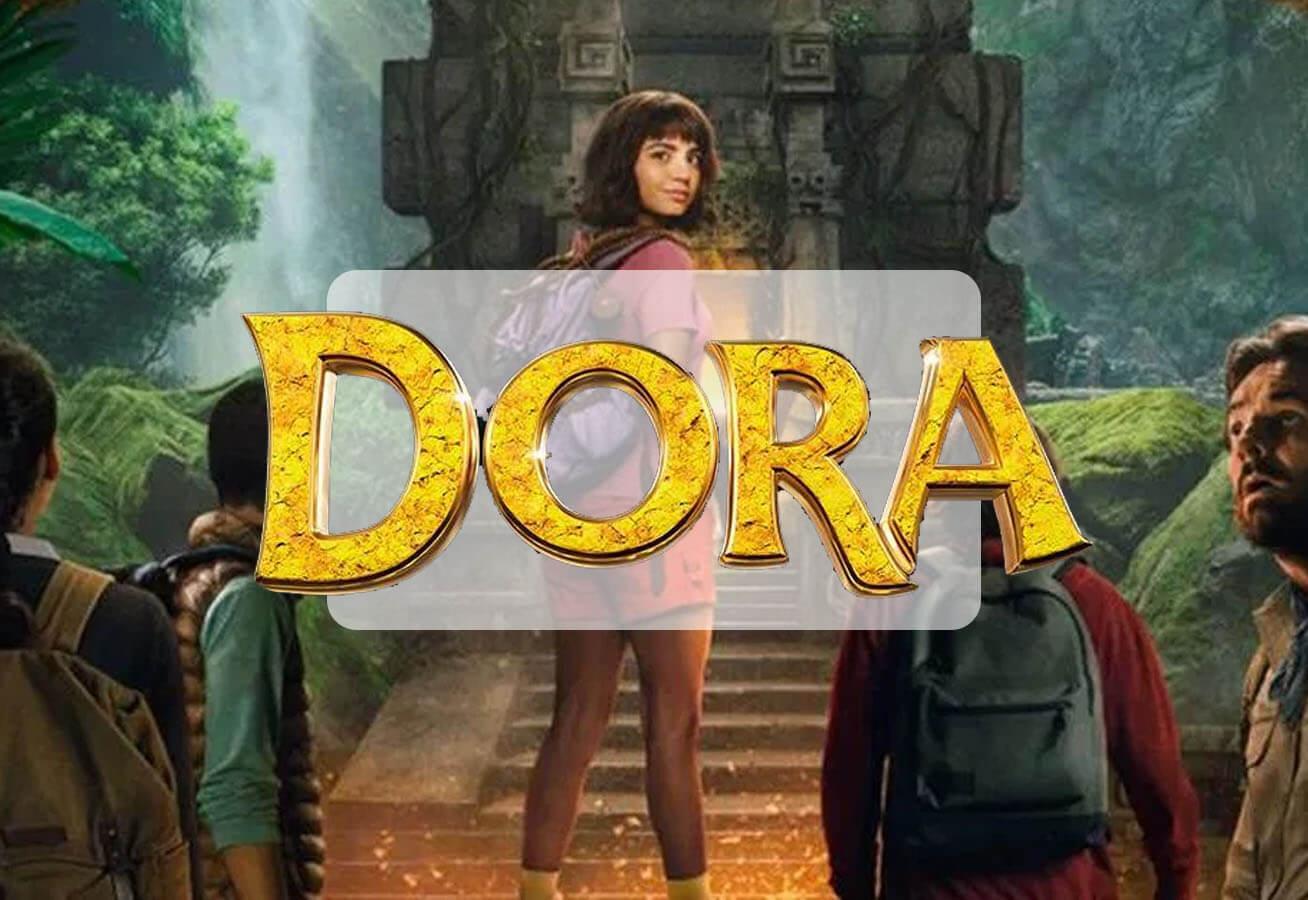 Dora y la ciudad perdida - cine en familia