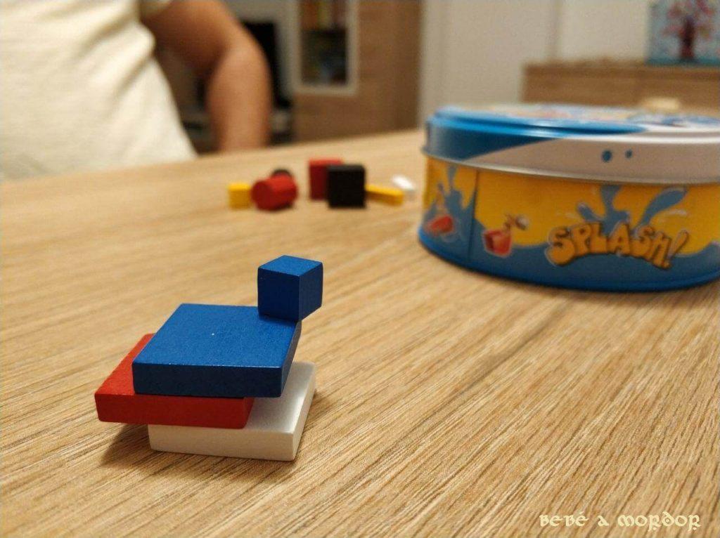 juegos de mesa de puteo y habilidad Splash!