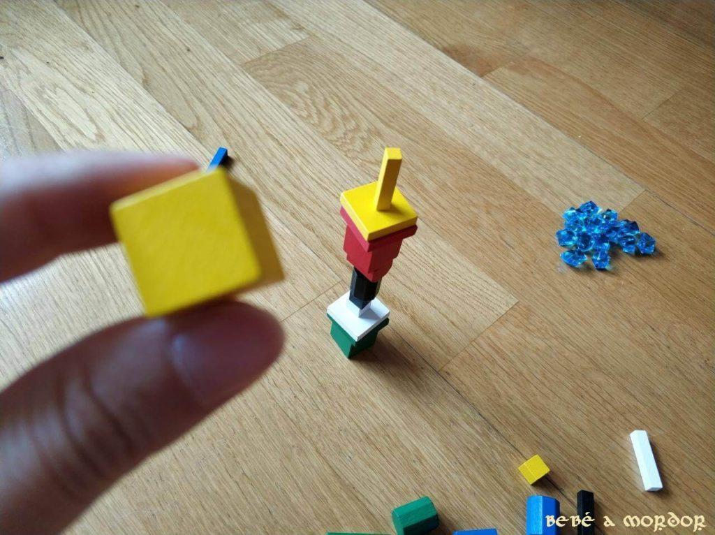 elecciones componentes juego de mesa Splash!