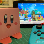 Kirby cubo imprimible