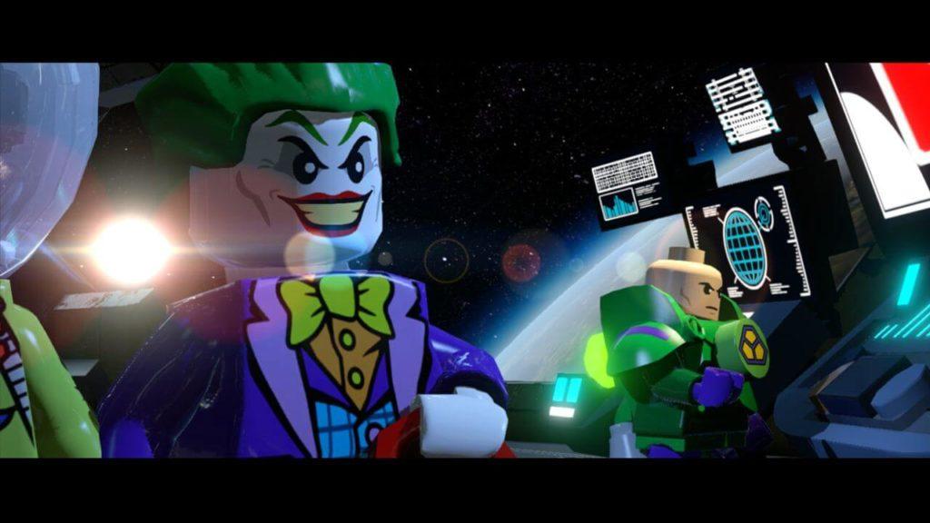 Lego Batman Villanos