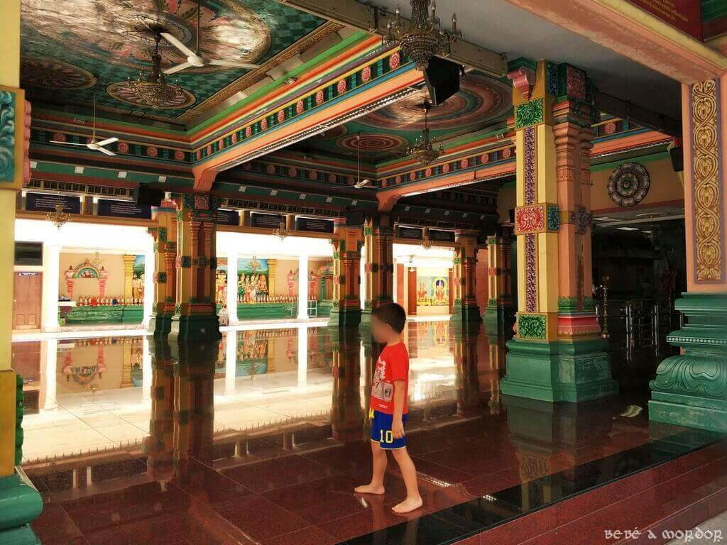 3. Kuala Lumpur - Templo Sri Mahamariamman
