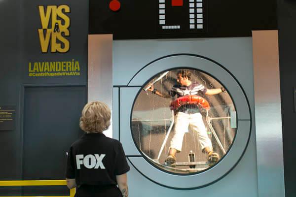 centrifugadora de personas