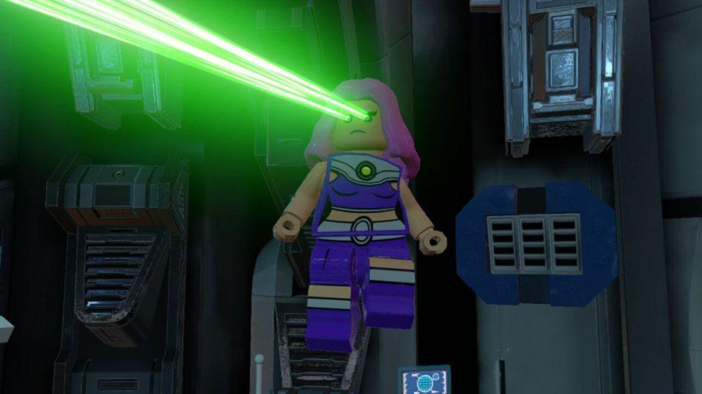 Mujeres en el videojuego Lego Batman 3