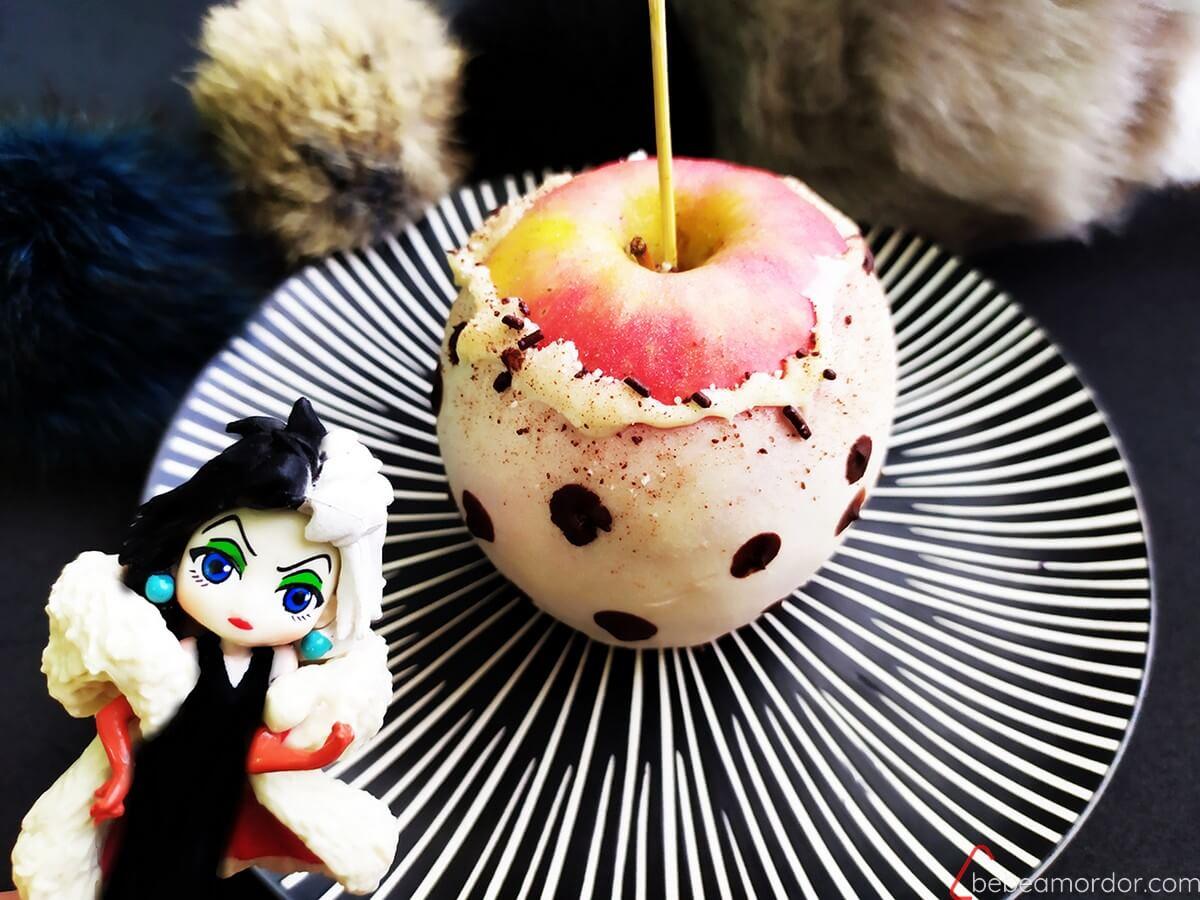 manzana de Cruella