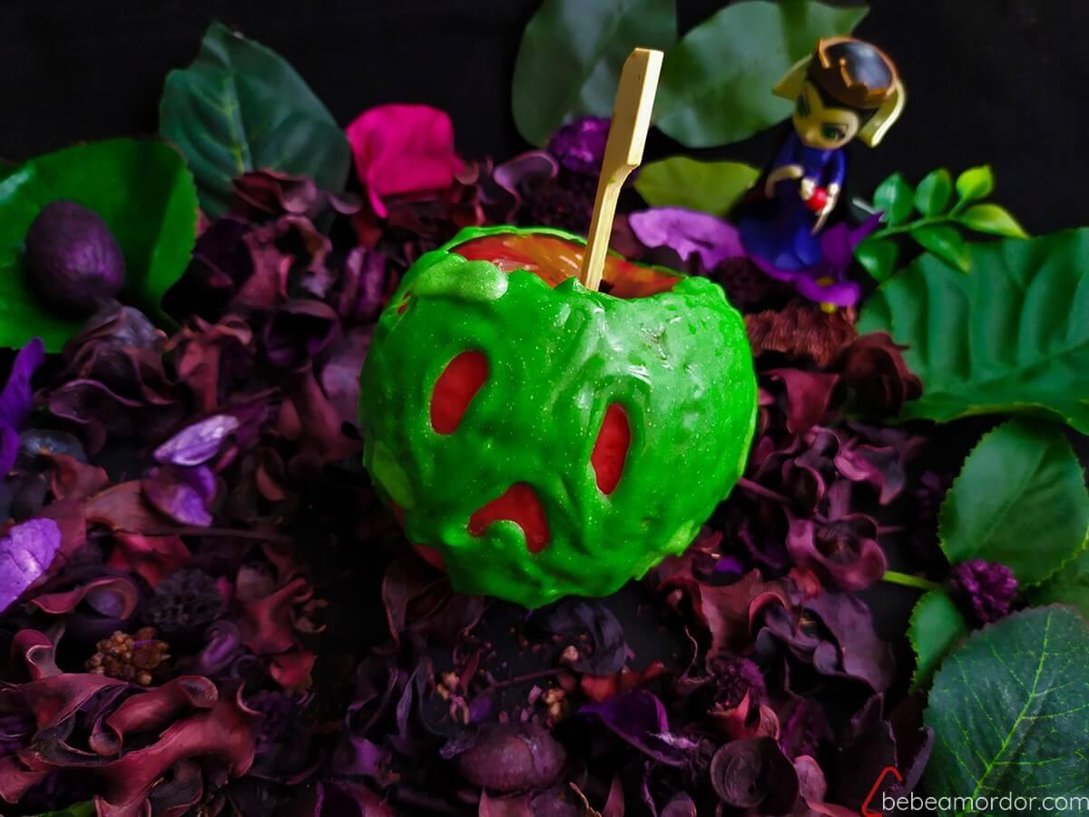 manzana de las villanas de Disney