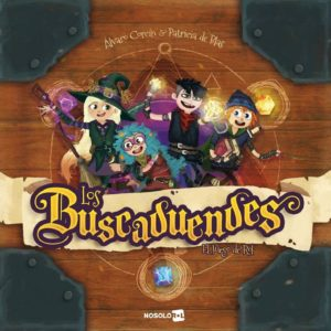 juego de rol Los Buscaduendes Nosolorol para niños