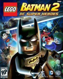 Carátula Lego Batman 2 videojuego