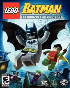 Carátula videojuego Lego batman 1