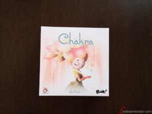 Caja del juego Chakra